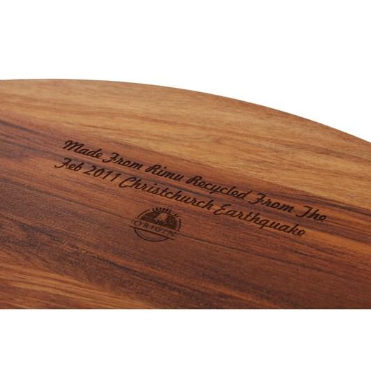 PJ Duncan Boards of Origin Lazy Susan Platter 495mm