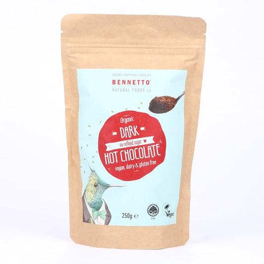 Bennetto Dark Cocoa Drinking Chocolate 250g