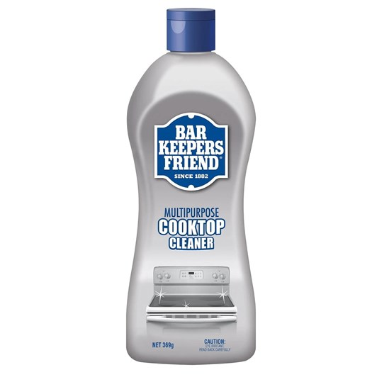 Bar Keepers Friend Cooktop Cleaner 369g