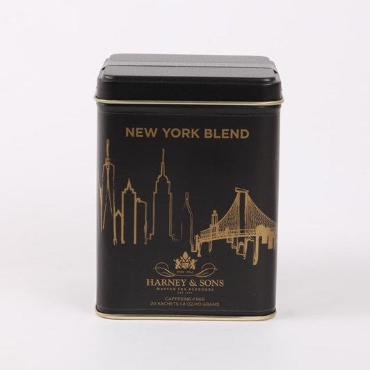 Harney & Sons New York Blend Tin 20 Sachets