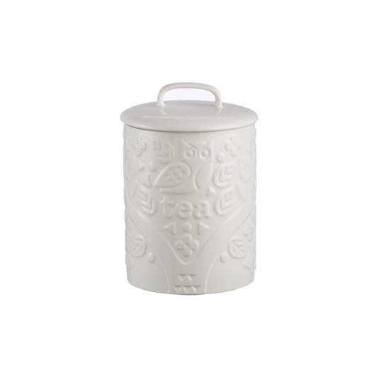 Mason Cash In The Forest Tea Jar 15cm