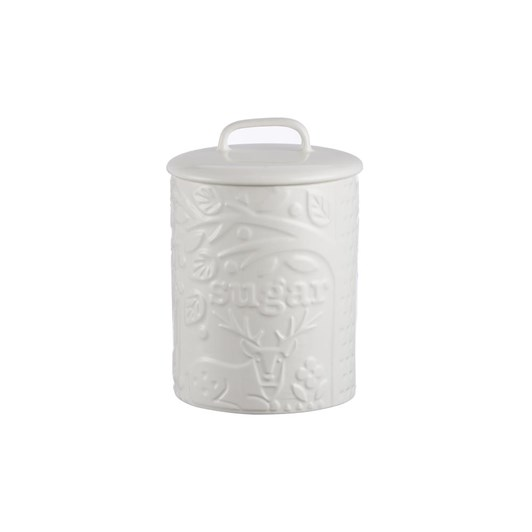 Mason Cash In The Forest Sugar Jar 15cm