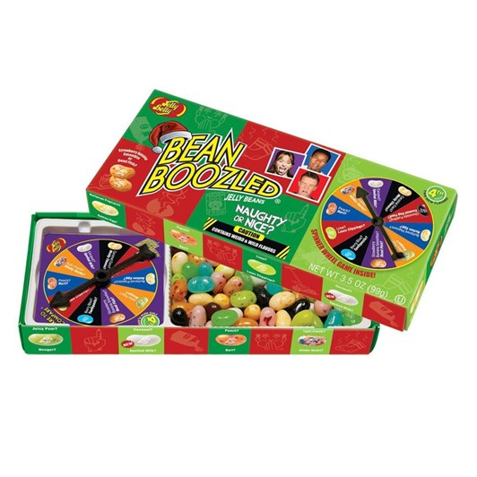 Jelly Belly Bean Boozled Naughty Or Nice 99g