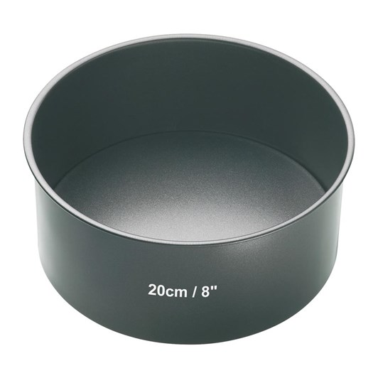 Mastercraft Loose Base Round Cake Pan 20x8cm