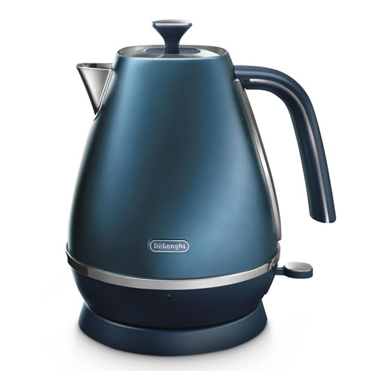 DeLonghi Destinta Flair Kettle Prestige Blue