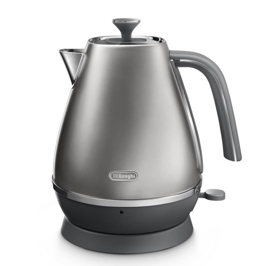 DeLonghi Destinta Flair Kettle Finesse Silver