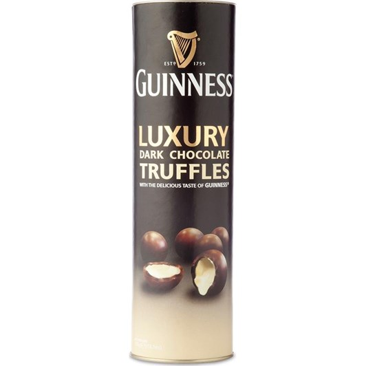 Guinness Chocolate Truffles 320g Tube