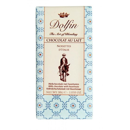Dolfin Milk With Nuts From Italy 30g