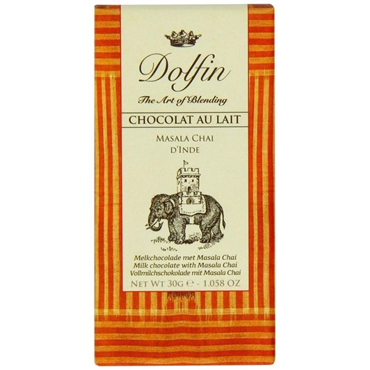 Dolfin Milk Masala Chai From India 30g
