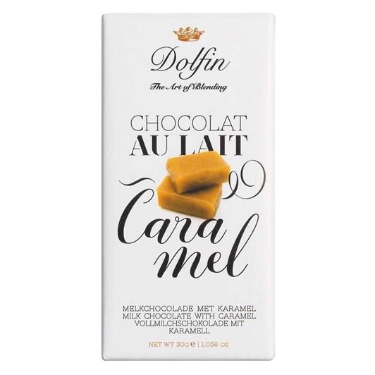 Dolfin Milk With Salted Caramel Mini 30g