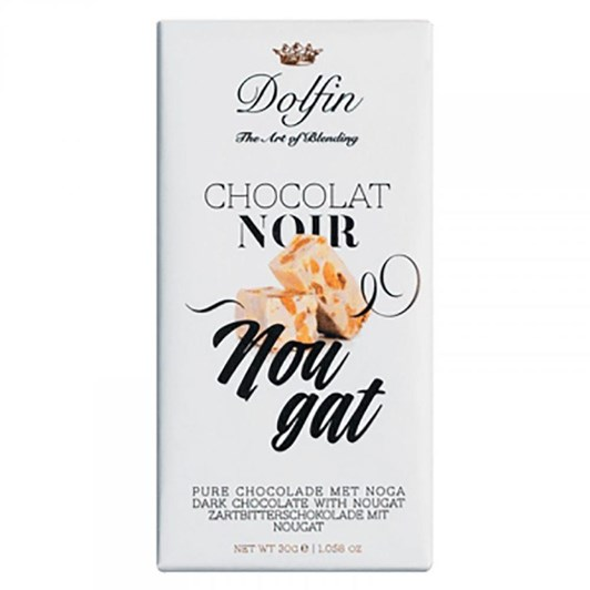 Dolfin Dark With Nougat Mini 30g