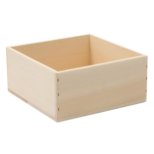 Sallys Wooden Cake Box Large