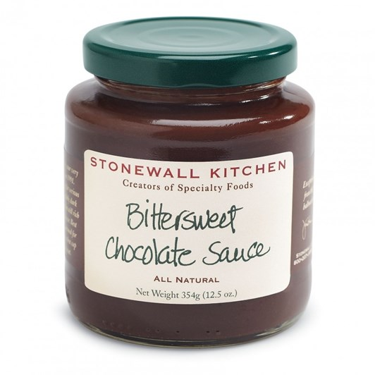 Stonewall Kitchen Bittersweet Chocolate Sauce 354g