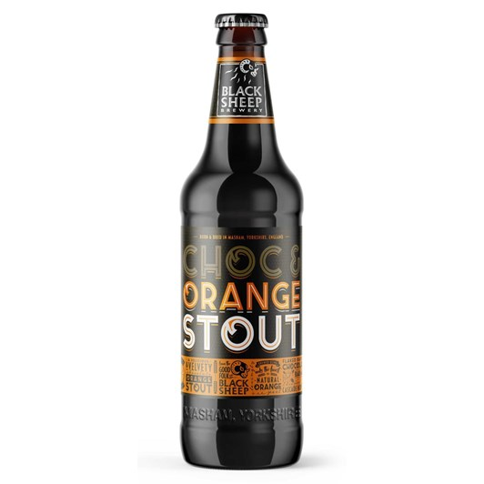 Black Sheep Ale Chocolate Orange Stout 500ml