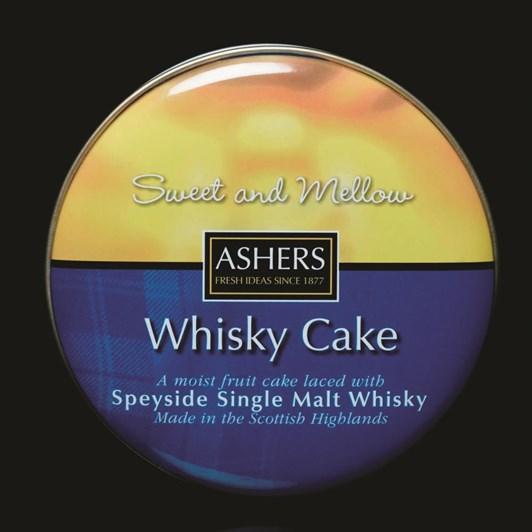 Ashers Speyside Single Malt Whisky Fruit Cake 180G