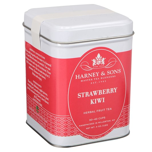 Harney & Sons Strawberry Kiwi Fruit Tea Tin 4oz