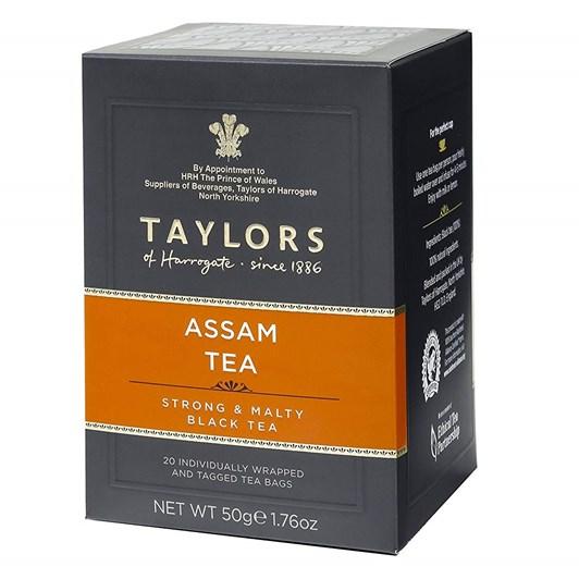 Taylors Assam Tea Bags 20'S 50G