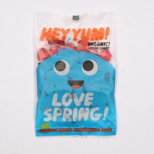 HEY YUM! Love Spring Organic Sweets 100g