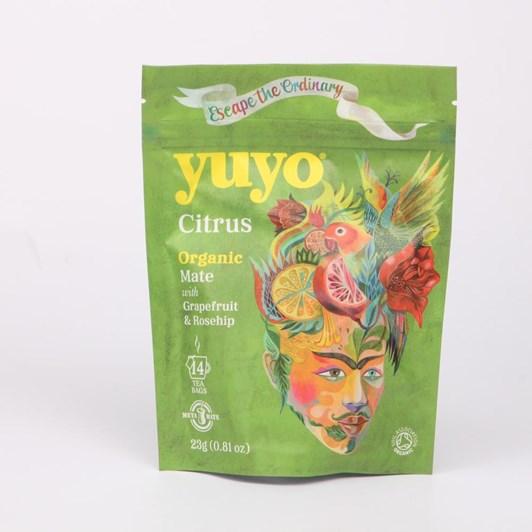 Yuyo Tea - Yerba Zing Citrus