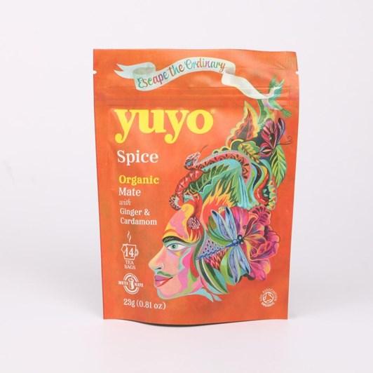 Yuyo Tea - Yerba Spice