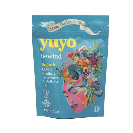 Yuyo Tea - Rooibos Rewind 23g