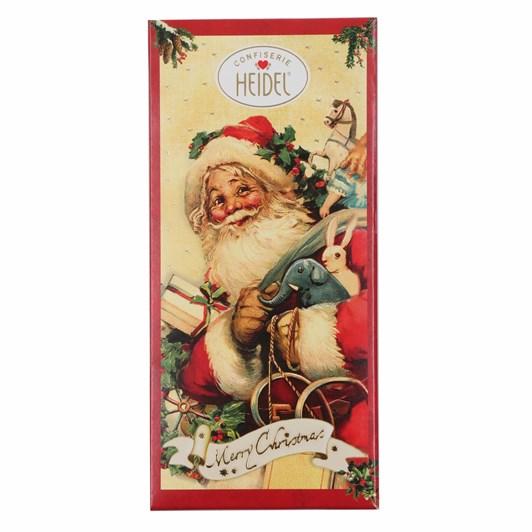 Heidel Christmas Nostalgia Milk Chocolate Bar Assorted Designs 100g