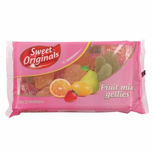 Sweet Originals Fruit Jellies 250g