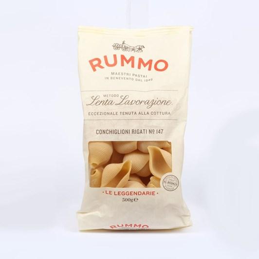 Pasta Conchiglioni Rigate Rummo 500g