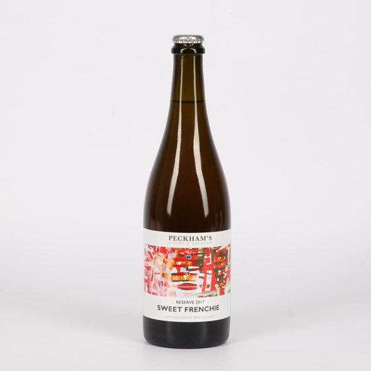 Peckhams Sweet Frenchie Cider 750ml
