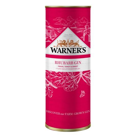 Warner's Victoria Rhubarb Gin 40% 700ml