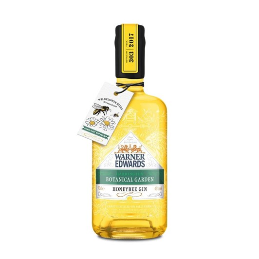 Warner Edwards Honeybee Gin 43% 700ml