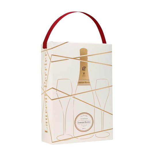 Laurent Perrier Le Cuvee Gift Pack
