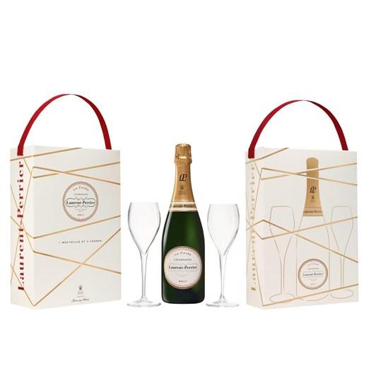 Laurent Perrier Le Cuvee Gift Pack