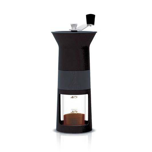 Bialetti Hand Coffee Grinder - Black