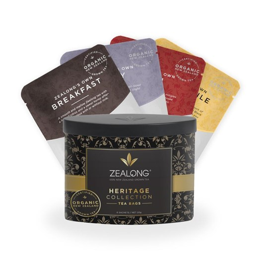 Zealong Heritage Tea Bag Collection