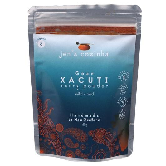 Jen's Goan Xacuti Curry Powder 50g