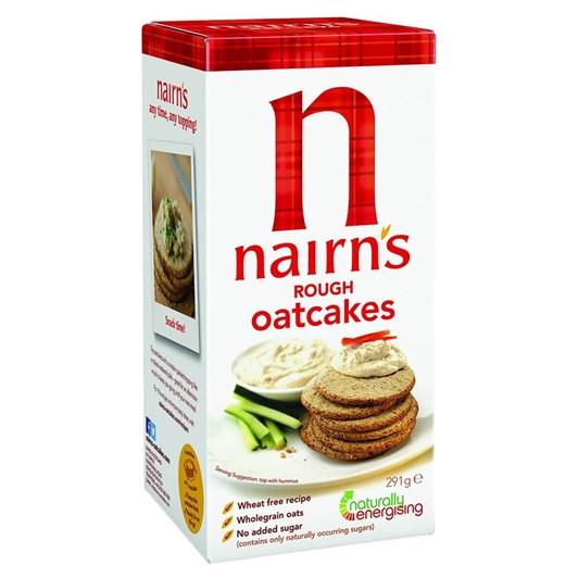 Nairn's Scottish Rough Oatcakes 291g