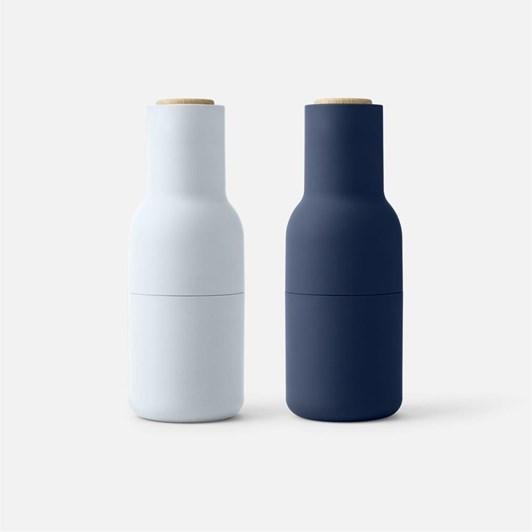 Menu Bottle Grinder Classic Blue 2-Pack