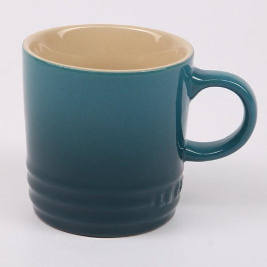 Le Creuset Espresso Mug Deep Teal