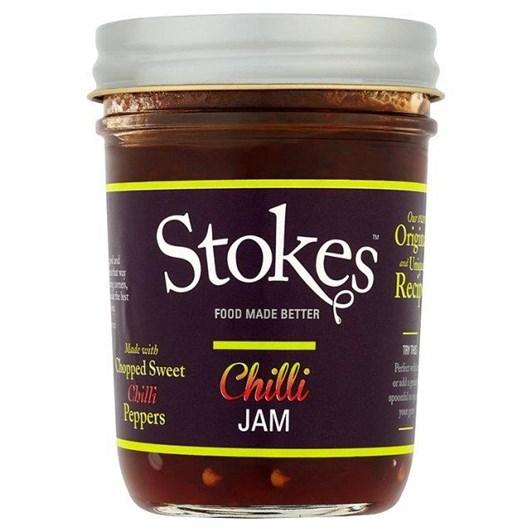 Stokes Chilli Jam 250g