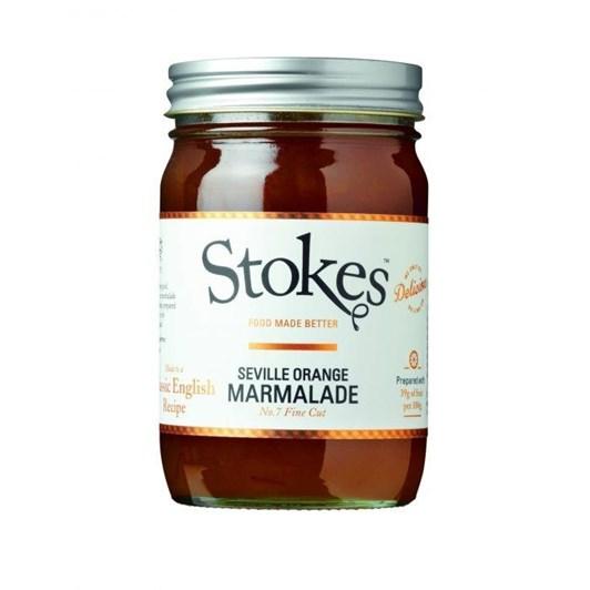 Stokes Seville Orange Marmalade 454g