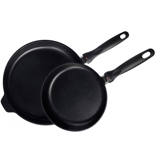 Swiss Diamond Fry Pan - 2pc Set