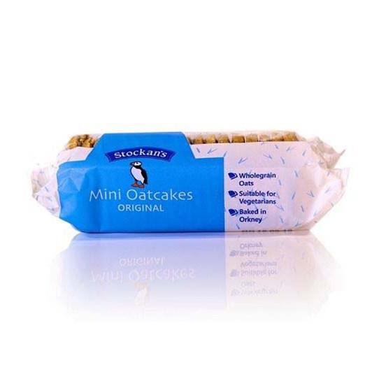 Stockan's Orkney Mini Oatcakes 150g