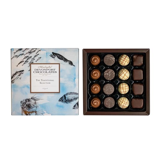 Devonport Chocolates The Traditional Selection 225g