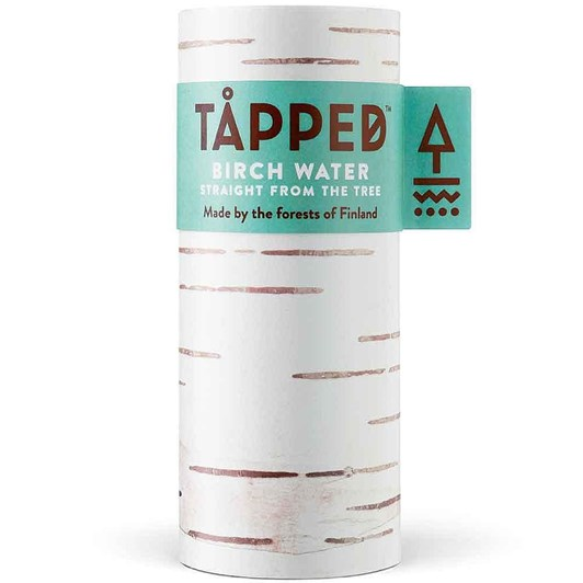 Tapped Organic Birch Water 250ml