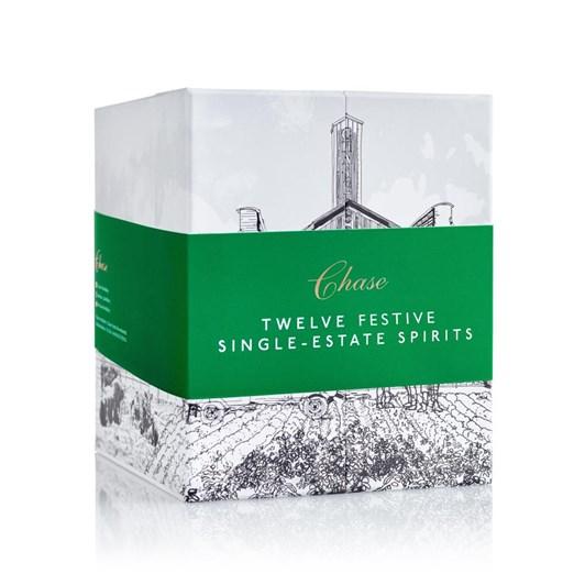Chase Distillery Twelve Days Of Festive Spirit 12x50ml
