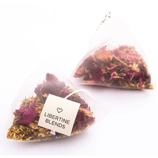 Libertine Blends Runaway Rose 15 Tea Temples