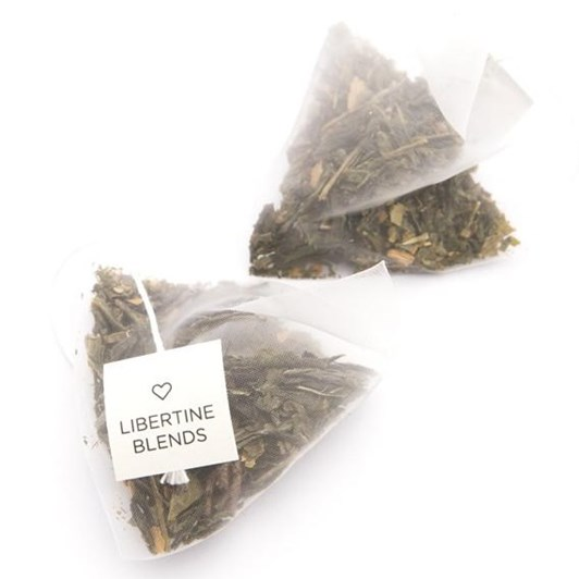 Libertine Blends Lightning Green 15 Tea Temples
