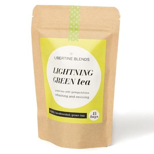 Libertine Blends Lightning Green 15 Tea Temples