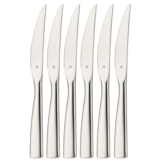 WMF Diamondis Steak Knives 6 Piece Set